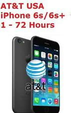 iPhone 6S, 6S+ AT&T FACTORY UNLOCK CODE SERVICE - 100% GUARANTEE CLEAN IMEI FAST