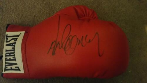 Gerry Cooney Signed Autographed Boxing Glove W//COA