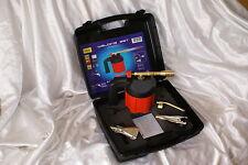SALDATORE A GAS CANNELLO CON ACCESSORI per saldare fondere bomboletta portatile