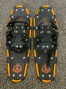 """ENKEEO All Terrain Snowshoes Lightweight Aluminum Alloy with Carry Bag 18/"""""""