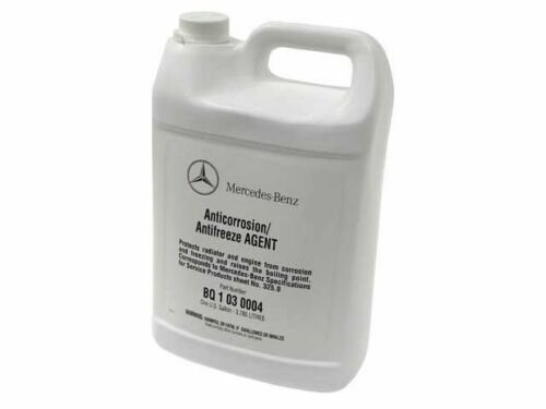 For 2006-2012 Mercedes R350 Coolant Antifreeze Genuine 43777MY 2008 2007 2009