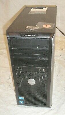 Dell Optiplex 380 Desktop Computer Model: DCSM1F Windows 7 ...