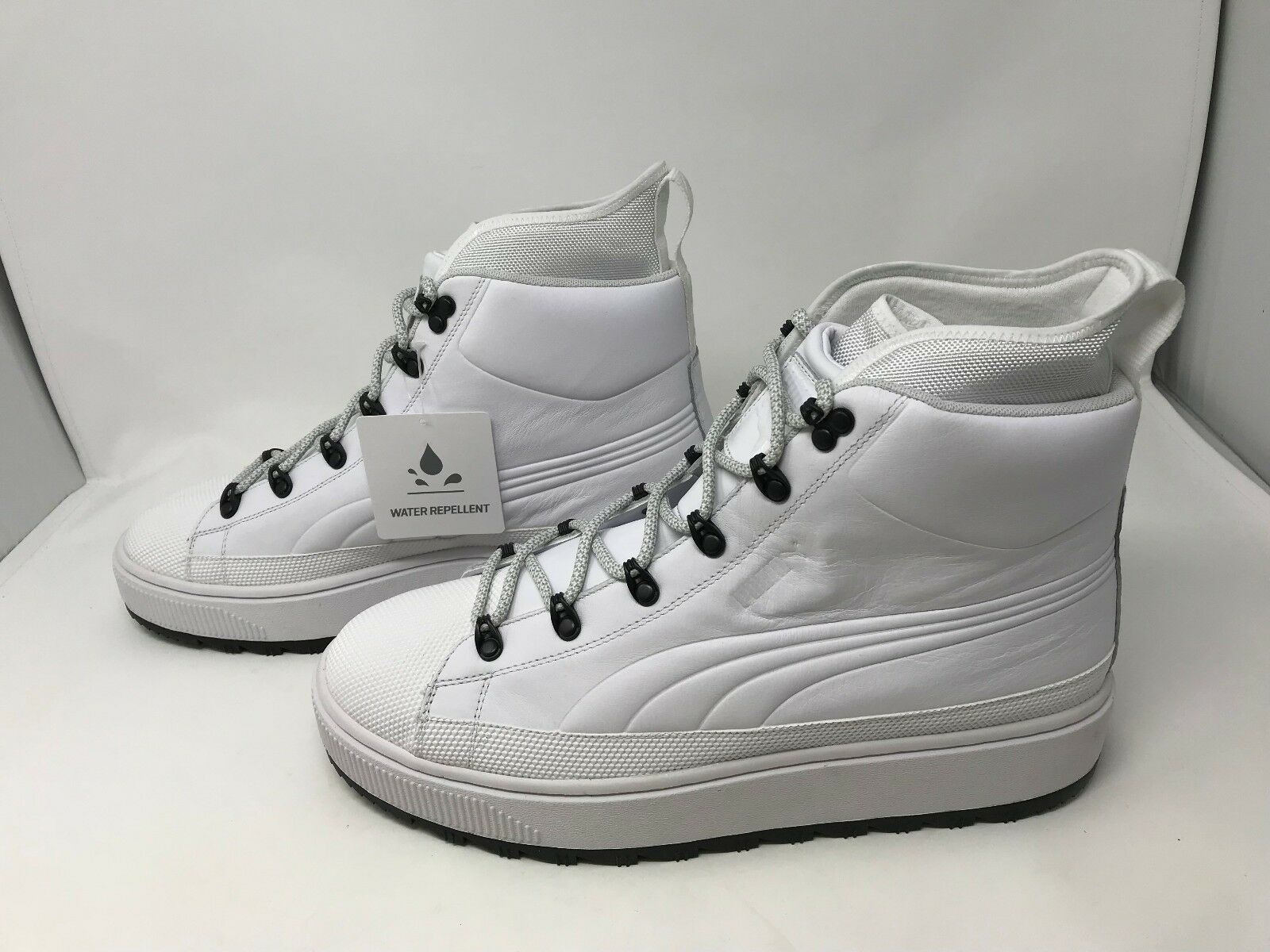 Mens Puma Price reduction The Ren Boot White Shoes       Z4