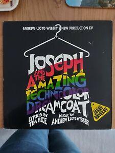 Joseph And The Amazing Technicolour Dreamcoat Vinyl