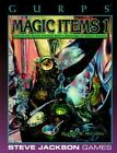 GURPS Ser. Generic Universal RolePlaying System: GURPS Magic Items 1 : Sorcerous Shops Stocked With a Multitude of Mighty Magics by Chris McCubbin (1997, Paperback)
