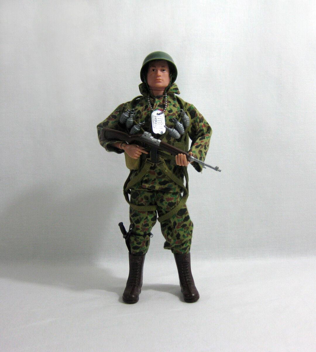 1966 Vintage Action Man ✧ Combat Paratrooper ✧ Palitoy Hasbro G.I JOE