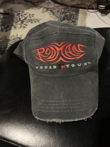 Dennis Rodman Mtv World Tour Hat