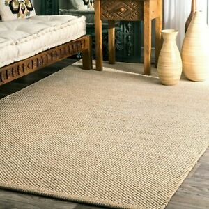 nuLOOM-Solid-amp-Striped-Hand-Woven-Wisniewski-Area-Rug-in-Beige
