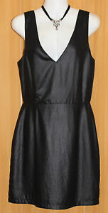 NEW-TAGS-BETTINA-LIANO-for-MYER-Lattice-Back-Fitted-Waist-Sleeveless-LBD-Size-10
