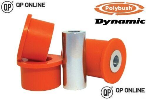 POLYBUSH DYNAMIC ORANGE REAR UPPER WISHBONE REAR KIT DISCOVERY 3//4 RGX500121PY