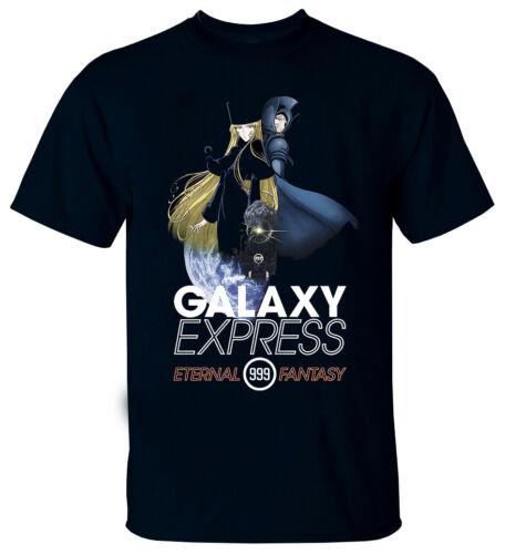 The Galaxy Express 999 MANGA The Eternal Fantasy V1 T Shirt  All sizes S-5XL