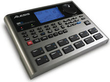 Alesis SR18 New Portable Drum Machine With Effects 32 Voices Polyphony 32Mb