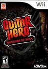 Guitar Hero: Warriors of Rock (Nintendo Wii, 2010)