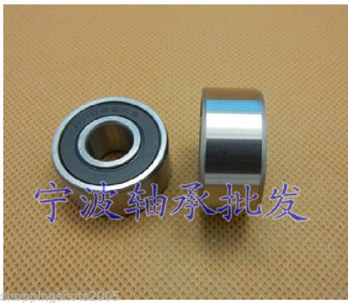2 pcs 63001 RS Deep Groove Ball Bearing 12X28x12 12*28*12 mm bearings 63001RS