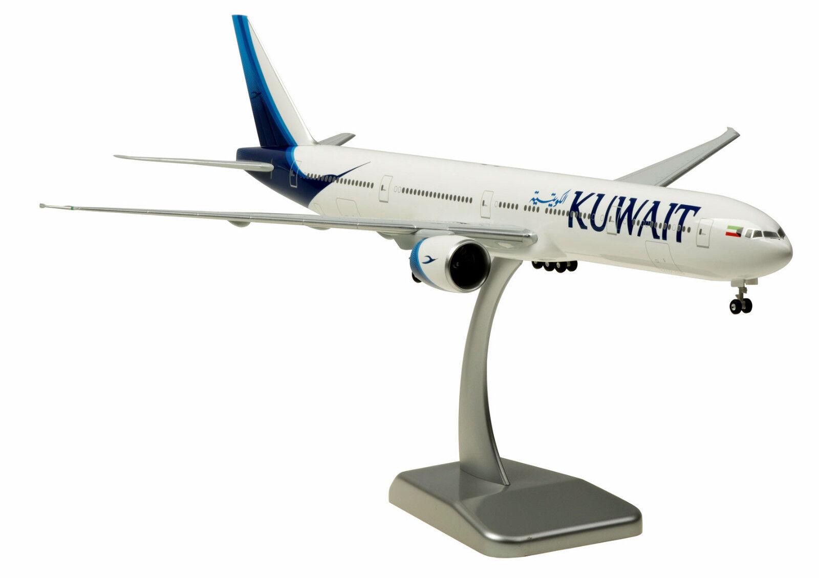 Kuwait Airways Boeing 777-300ER 1 200 Hogan Wings Modell 10680 B777 neues Design