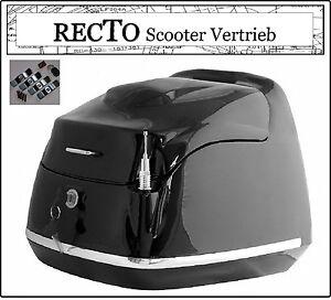 grand retro classic roller top case koffer helm mofa. Black Bedroom Furniture Sets. Home Design Ideas
