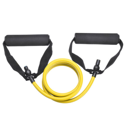 12PCS Resistance Band Training Exercise Fitness Tube Pull Rope Workout Bands US#