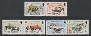 Ile-de-Man-1985-Centenaire-De-Automobile-Voitures-Ensemble-MNH-Sg-290-5