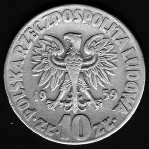 Poland OB 049 Kopernik 1959 (2) - Bydgoszcz, Polska - Poland OB 049 Kopernik 1959 (2) - Bydgoszcz, Polska