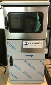 BRAND NEW HACH LANGE BUHLER 4011 STATIONARY AUTOMATIC WATER SAMPLER