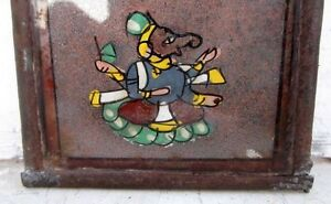 Old-South-India-Holy-Worship-Glass-Painting-Wall-decorative-Miniature-Painting
