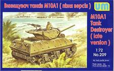 UM #209, 1/72, M10A1 Tank destroyer