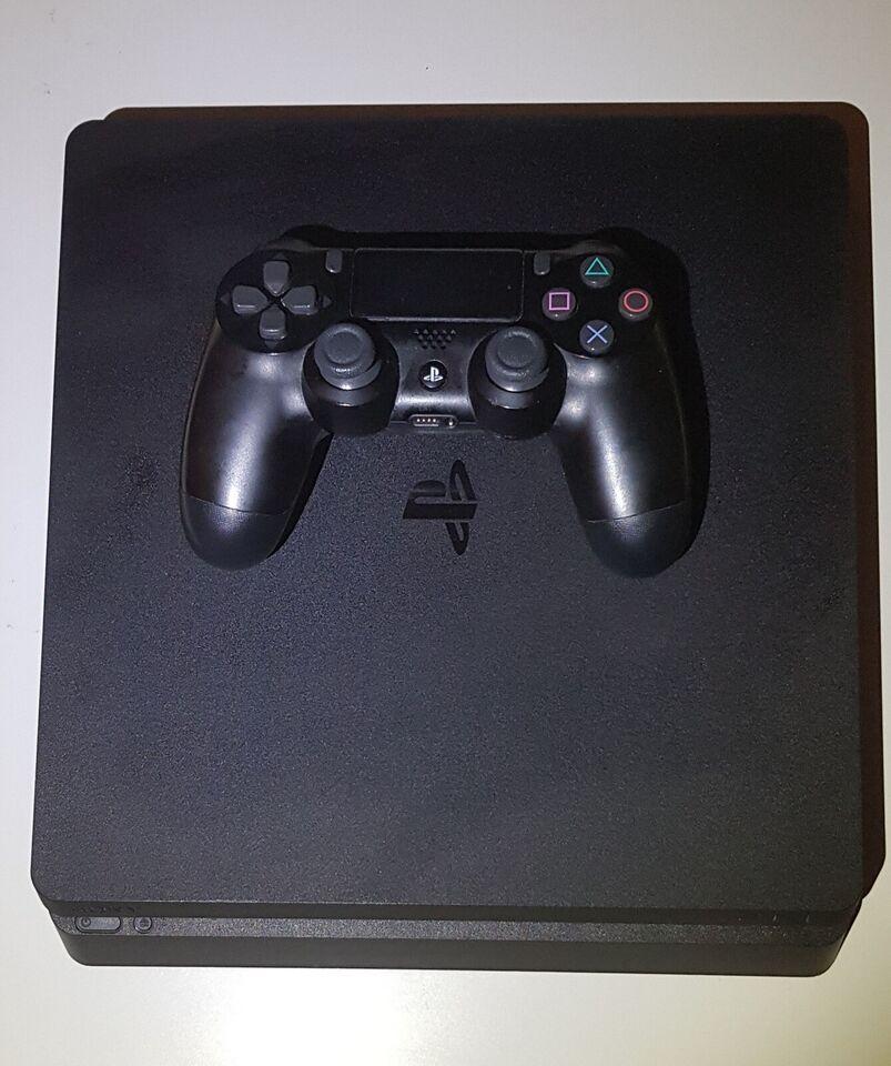Playstation 4, 1 TB, Perfekt