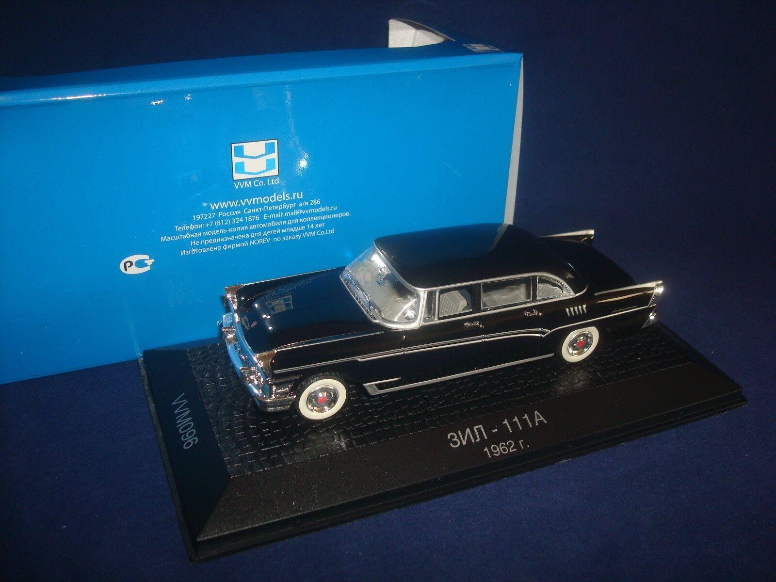 ZIL 111A limousine 1962 NOREV for VVM (L.E. 1000 pcs) 1 43
