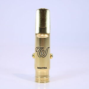 Theo-Wanne-MANTRA-Tenor-Saxophone-Gold-6-Mouthpiece-DEMO-MODEL