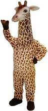 Giraffe Professional Quality Lightweight Mascot Costume Adult Size