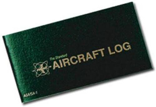 SA1 ASA Aircraft Logbook *NEW* Softcover