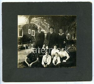 Cabinet-Photo-Family-Outdoors-Stauffacher-Timm-John-Knock-Genealogy-Ancestry