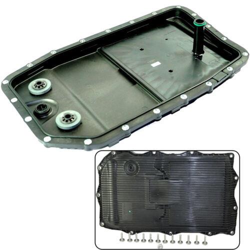 Ölwanne Filter Getriebeautomatik 6 Gang Automatikgetriebe für BMW 6HP26Z Schwarz
