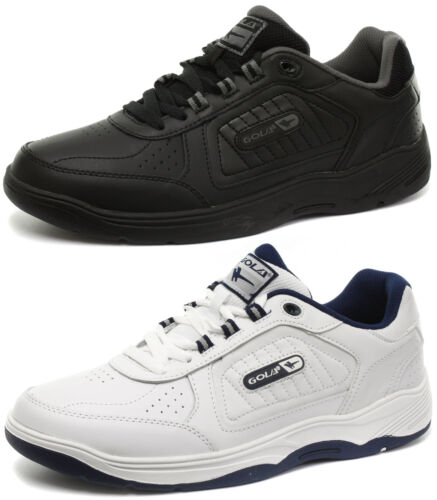 New Gola Belmont WF Mens Wide Fit Trainers ALL SIZES AND COLOURS