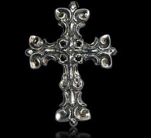 Lili Cross Silver Cross Ebay