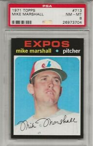 1971-TOPPS-713-MIKE-MARSHALL-PSA-8-NM-MT-HIGH-SHORT-PRINT-EXPOS-CENTERED