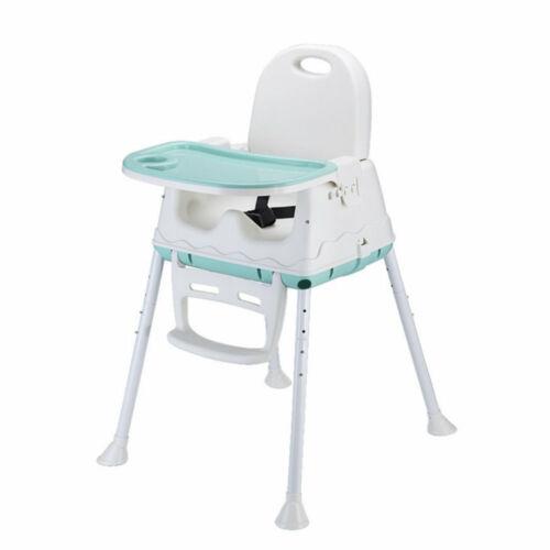 Multifunctional Kids Baby Highchair Toddler Feeding Chair High Chair Safety Belt