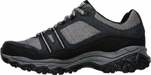 Afterburn Memory Sport Foam Up Men's Lace Sneaker Skechers