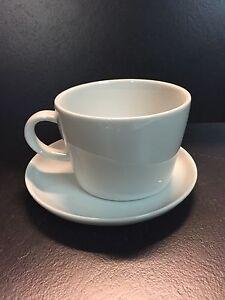 Kahla-FIVE-SENSES-6x-Cafe-Au-Lait-Tasse-m-Unterteller-0-45-Ltr-Neu-Weiss-2-Wahl