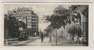 Egypt-postcard-Port-Said-Boulevard-Eugenie-and-Eastern-Exchange-Hotel-A28