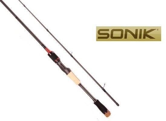 Sonik AVX Spinning Rods 7ft 6ins HALF RRP