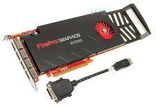 AMD FirePro W7000 4GB PCIe x4 DisplayPort Professional Video Graphics Card CHF4P