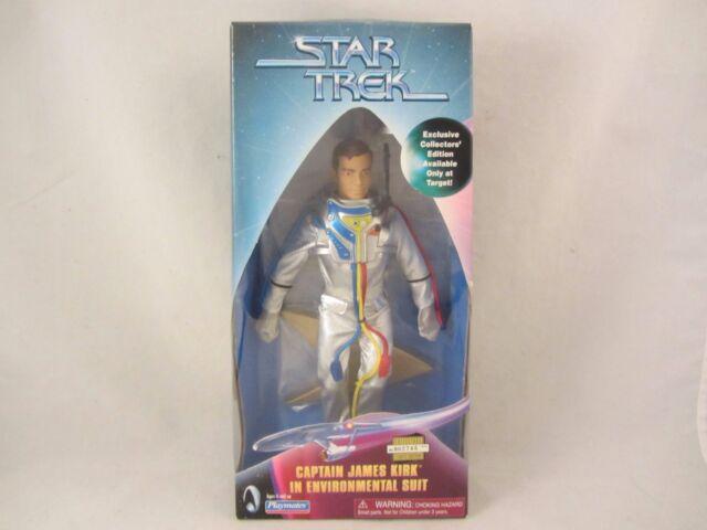 Star Trek - Tatget - Captain Kirk in Environmental Suit NIB   (1216ST3) 65601