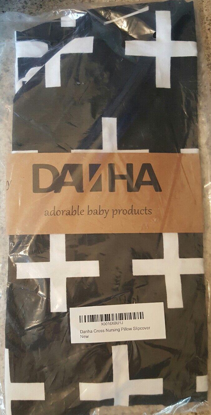 B57S Danha Cross Nursing Pillow Slipcover New in package