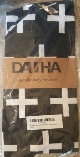 Danha Cross Nursing Pillow Slipcover New in package B57S
