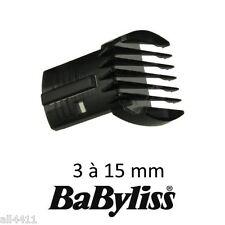 BABYLISS 35808301 SABOT 3 - 15 MM CONAIR Guide coupe tondeuse E830XE E836XE