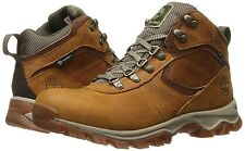 2a461393fbe Timberland Men's Mt. Maddsen Mid Waterproof Hiking Leather BOOTS A1j1n  Brown 9