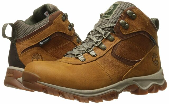 2afe48d7f71 Men's Timberland MT MADDSEN MID WATERPROOF HIKING BOOTS, TB0A1J1N230 Sizes  8-14