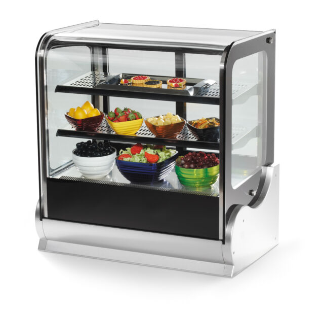 large display case refrigerated deli countertop showcase countertops nella collections online glass