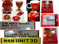 Manchester United Football Club Official Merchandise Sport Accessories Gift Xmas